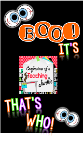 Halloween Picture Books For Third Graders by Confessions Of A Teaching Junkie Boo To You Halloween Blog Hop