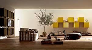 Classy Zen Style Furniture On Home Interior Design Concept