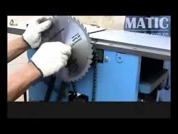 multi use woodworking machinery mq393 series jaya youtube