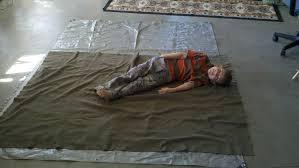 Cowboy Bed Roll by Cowboy Bedroll Ground Tarp Bushcraft Usa Forums