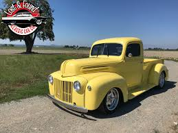100 1947 Truck Ford Pickup Lost Found Classic Car Co