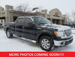 Used Ford F-150 At Auto Express Lafayette, IN