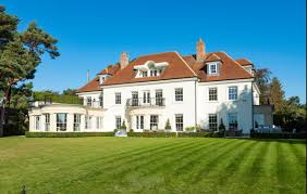 100 Sandbank Houses Incredible Private Estate Overlooking UK Hollywood S Goes