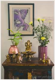 Varalakshmi Vratham Decoration Ideas by 232 Best Pooja And Festival Decor Images On Pinterest Puja Room