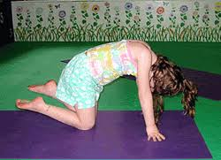Move Back Into Cat Pose And Meow Even Louder Repeat About Five Times Forth This Vinyasa Is Great For Digestion Strengthening The Spine