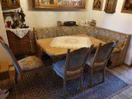 essecke mit eckbank tisch und 3 stühlen gebraucht zuverkaufen vb 800