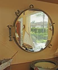 porthole mirrored medicine cabinet porthole mirrored medicine