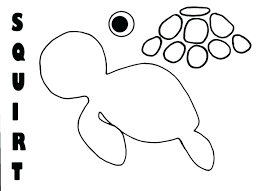 Finding Nemo Coloring Book Download Dory Pages Colouring Characters Full Size