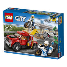 31% Off On LEGO City Police Tow Truck Trouble - 60137 | OneDayOnly.co.za