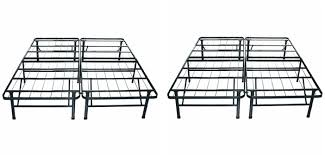 Platform Metal Bed Frame by Classic Brands Hercules Heavy Duty Metal Bed Frame Review 14
