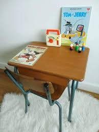 bureau enfant vintage bureau vintage enfant agrandir un bureau daccolier vintage bureau