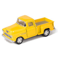 Amazon.com: Yellow 1955 Chevy Stepside Pick-Up Die Cast ... Amazoncom Dodge Ram 3500 Dually Pickup Truck 132 Scale By Tonka 3 Pack Light And Sound Vehicle Garbage Tow Newray Pbr Pick Up Cattle Trailer With Bull Rider Set Yellow 1955 Chevy Stepside Pickup Die Cast Rockstar Energy Monster Toy By Malibu Toys Youtube W Camper Gray Kinsmart 5503d 146 Scale Blue Car Photo 120 Fishing Boat Walmartcom Colctible Yosam 92202 Steel Classic Amazoncouk Games Vaterra 1968 Ford F100 V100s Rtr 110 Low Roller Vtr03028