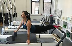 Pilates At Home Exercises Borrowed from the Reformer
