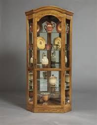 128 best curio cabinets images on pinterest curio cabinets wood