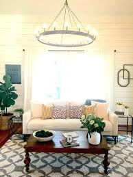 Fixer Upper Lighting Living Room Ideas The Magnolia House On