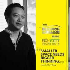 100 Gary Chang Watch Celebrated Architect UltraTech Cement Aditya
