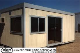 Alan Pre Fab Building Custom Modular Buildings since 1966 In