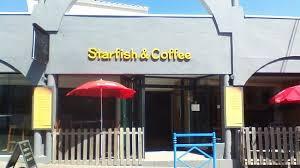 view photo de bar starfish coffee la tranche sur mer