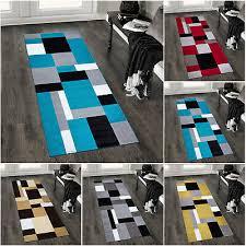 modern lang flur läufer teppiche rutschfest tür matten