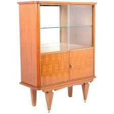 Mid Century Modern Bar Cabinet From Paris Circa 1950 For Sale