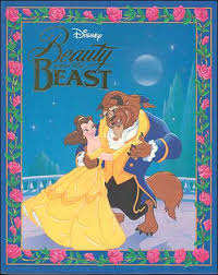 Book Under The Imprint Of Ladybird Image Beauty And Beast