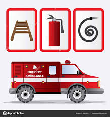 Rhpinterestcom Set Of Stop Symbols Extinguisher Hose ...