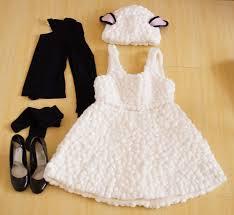 Halloween 4 Castellano by The Joy Of Fashion Halloween Cute Homemade Lamb Costume