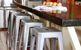 Rustic Industrial Style Bar Stools