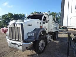 100 Kenworth Dump Truck For Sale 1998 T800 8922