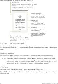Barnes And Noble Com BNRV510-A EBOOK READER User Manual Barnes ... Nook Simple Touch Wikipedia Neshaminy Mall James Noble Tyner Barnes And Com Bnrv510a Ebook Reader User Manual Rosetta Stone With At And 1200px On Albert C Grays Anatomy Colctible Edition Youtube Oak Park The Review