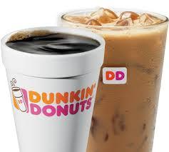 Pumpkin Iced Coffee Dunkin Donuts by Dunkin U0027 Donuts Eagles Win You Win U2013