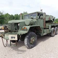 100 5 Ton Military Truck For Sale Solid 1971 AM General M816 Wrecker Winch Ton For Sale