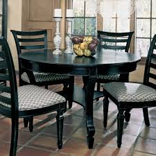 Round Kitchen Table Decorating Ideas by Black Round Kitchen Table And Chairs Kitchen Table Gallery 2017