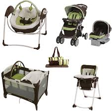 Evenflo Easy Fold Simplicity Highchair by Graco Oasis Baby Gear Collection Bundle Baby Stuff Pinterest