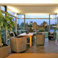 anbau mit ausblick wintergarten als zweites wohnzimmer