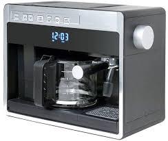 Combination Coffee Espresso Machine