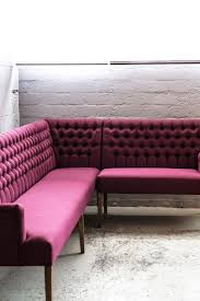 eckbank bretagne pink esszimmer sofa eckbank modern