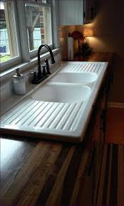 Copper Sinks With Drainboards by White Apron Front Kitchen Sink Ikea Get Copper Lowes Cheap