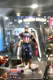 Hot Toys Avengers Age Of Ultron Captain America
