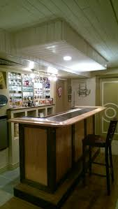 Red Oak Bar Top Rail (B005 1 3/4