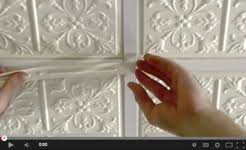 Ceilume Drop Ceiling Tiles by How To Install Drop Ceiling Tiles Ceilume