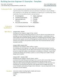 Building Maintenance Resume Sample Engineer Facility Manager