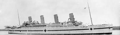 the sinking of the britannic 1916 2nd southton scout group