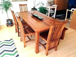 Asian Dining Room Furniture Set Tables Chairs Modest Decoration