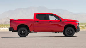 100 Motor Trend Truck Of The Year History Chevrolet Silverado 2019 Of The Finalist