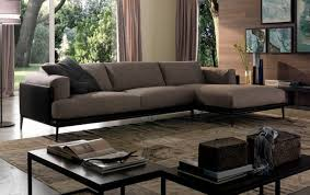 Chateau Dax Italian Leather Sofa by Edo Sectional Chateau D U0027ax Neo Furniture