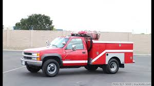 100 Brush Truck For Sale 1997 Chevrolet 3500 4x4 Fire For Sale YouTube