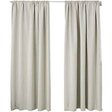 woltu vh5882dbl vorhang gardinen blickdicht mit kräuselband