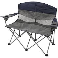 Camping Chair With Footrest Walmart by Stansport Double