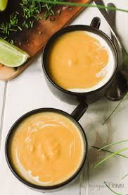 Thai Pumpkin Curry Soup Recipe by Thai Pumpkin And Coconut Soup